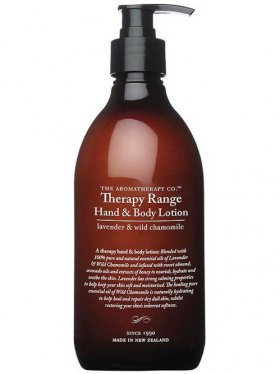 The Aromatherapy Co. Hand & Body Lotion - Lavender & Wild Chamomile 500ml
