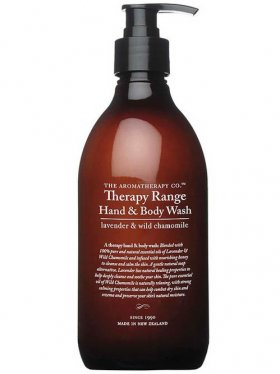 The Aromatherapy Co. Hand & Body Wash - Lavender & Wild Chamomile 500ml