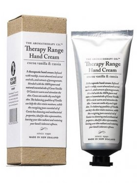The Aromatherapy Co. Hand Cream - Cocoa Vanilla & Cassia 75ml