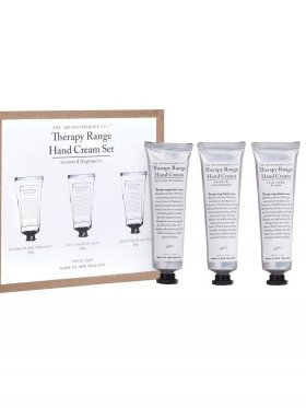The Aromatherapy Co. Therapy Trio Hand Care Gift Set