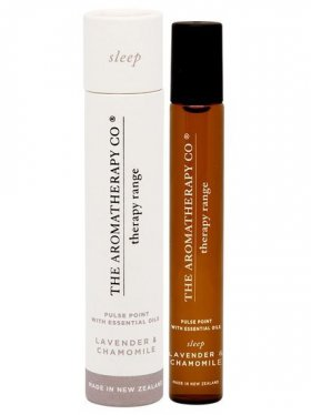 The Aromatherapy Co. Therapy Pulse Point - Sleep (Lavender & Chamomile) 15ml