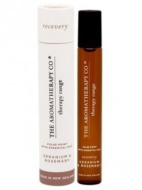 The Aromatherapy Co. Therapy Pulse Point - Recovery (Geranium & Rosemary) 15ml