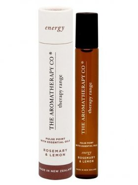 The Aromatherapy Co. Therapy Pulse Point - Energy (Rosemary & Lemon) 15ml