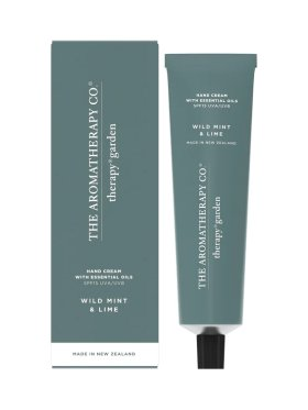 The Aromatherapy Co. Garden Hand Cream - Wild Lime & Mint 75ml
