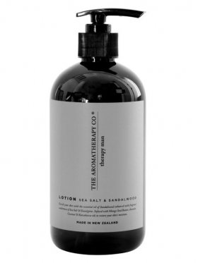 The Aromatherapy Co. Therapy Man Hand & Body Lotion 500ml