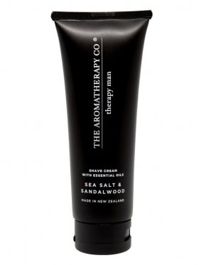 The Aromatherapy Co. Therapy Man Shaving Cream 130ml