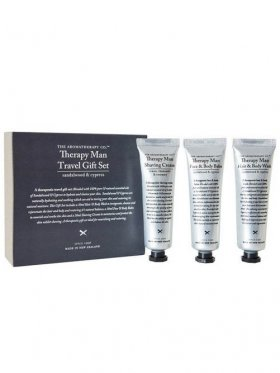 The Aromatherapy Co. Therapy Man Gift Set Trio