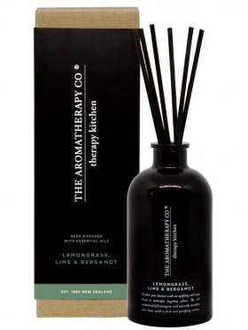 The Aromatherapy Co. Kitchen Diffuser - Lemongrass, Lime & Bergamot 250ml
