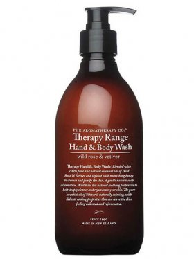The Aromatherapy Co. Hand & Body Wash - Wild Rose & Vetiver 500ml