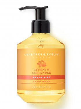 Crabtree & Evelyn Citron & Coriander Energising Hand Wash 250ml