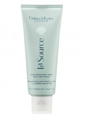 Crabtree & Evelyn La Source Exfoliating Body Scrub with Fine Pumice 175g