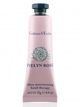 Crabtree & Evelyn - Evelyn Rose Ultra-Moisturising Hand Therapy 25g