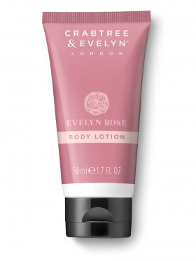 Crabtree & Evelyn - Evelyn Rose Body Lotion 50ml