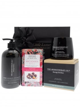 The Aromatherapy Co Kitchen Pamper Hamper