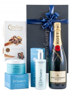 Crabtree & Evelyn La Source Champagne Pamper Hamper
