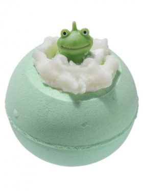 Bomb Cosmetics - It's Not Easy Being Green Bath Blaster 160g