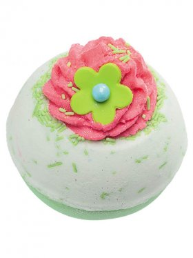 Bomb Cosmetics - Apple & Raspberry Swirl Bath Blaster 160g