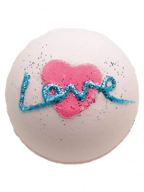 Bomb Cosmetics - All You Need Is Love Bath Blaster 160g