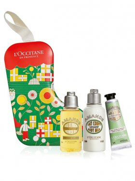 L'Occitane Almond Christmas Bauble