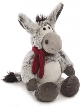 Dean Donkey with Scarf