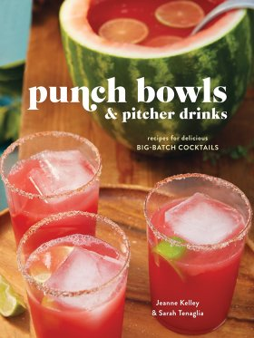 Punch Bowls and Pitcher Drinks - Recipes for Delicious Big-Batch Cocktails