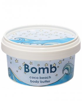 Bomb Cosmetics - Coco Beach Body Butter 210ml