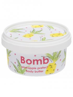 Bomb Cosmetics - Pineapple Prefect Body Butter (with shimmer) 210ml