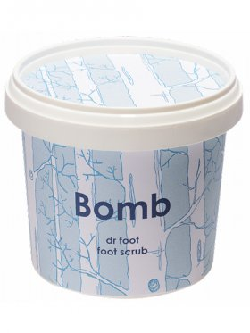 Bomb Cosmetics - Dr Foot Refreshing Foot Scrub 375g