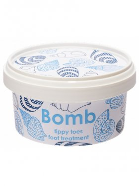 Bomb Cosmetics - Tippy Toes Foot Treatment 210ml
