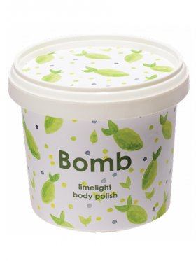 Bomb Cosmetics - Limelight Cleansing Body Polish 365ml