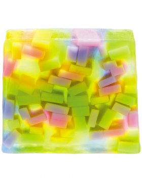 Bomb Cosmetics - Confetti Showers Soap 100g