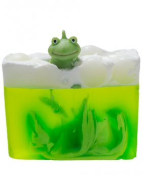 Bomb Cosmetics - It's Not Easy being Green Soap 100g