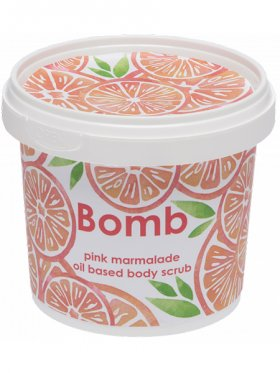 Bomb Cosmetics - Pink Marmalade Body Scrub 365ml