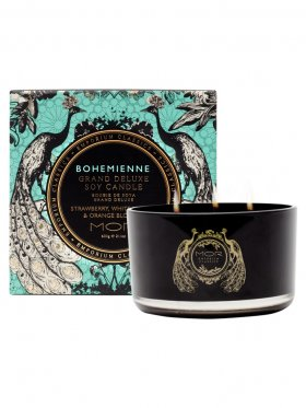 MOR Grand Deluxe Soy Candle 600g - Bohemienne