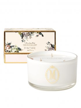 MOR Grand Deluxe Soy Candle 600g - Marshmallow
