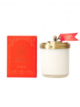 MOR Fragrant Candle 380g - Cyclamen & Lily