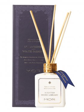 MOR Fragrant Reed Diffuser 180ml - Strawberry & White Jasmine