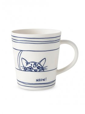 Royal Doulton Ellen DeGeneres Mug - Cat 450ml
