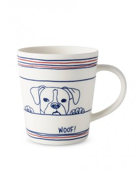 Royal Doulton Ellen Degeneres Mug - Dog 450ml