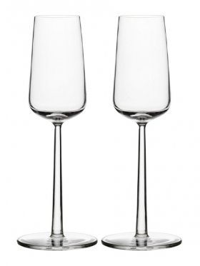 Iittala Essence Champagne Glass 210ml