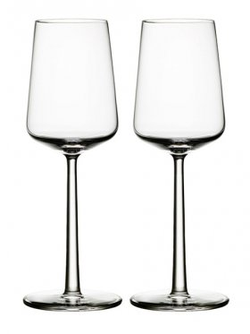 Iittala Essence White Wine Pair 330ml