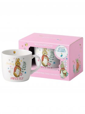 Peter Rabbit - Pink Mug