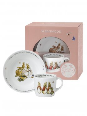 Peter Rabbit - Pink 2 Piece Set