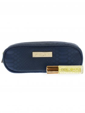 MOR Lisbon Pencil Case with Snow Gardenia Perfume Oil 9ml