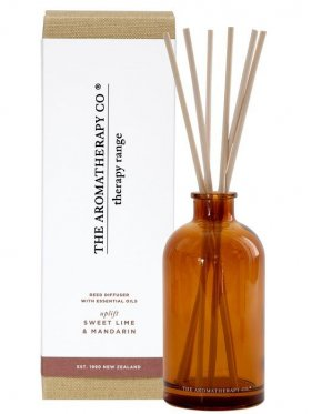The Aromatherapy Co. Therapy Diffuser Uplift - Sweet Lime & Mandarin 250ml