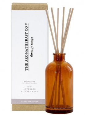 The Aromatherapy Co. Therapy Diffuser Relax - Lavender & Clary Sage 250ml