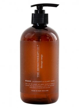 The Aromatherapy Co. Therapy Hand & Body Wash - Lavender & Clary Sage 500ml