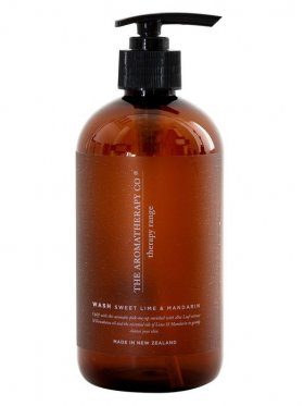 The Aromatherapy Co. Therapy Hand & Body Wash - Sweet Lime & Mandarin 500ml