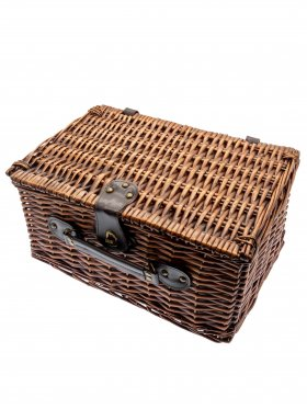 Canterbury Four Person Picnic Basket