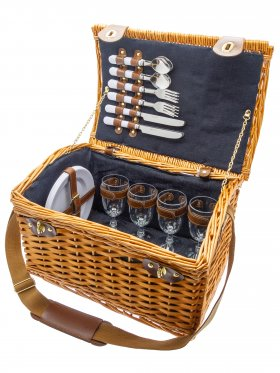 Regatta Four Person Picnic Basket
